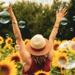 Wellbeing Sunflowers